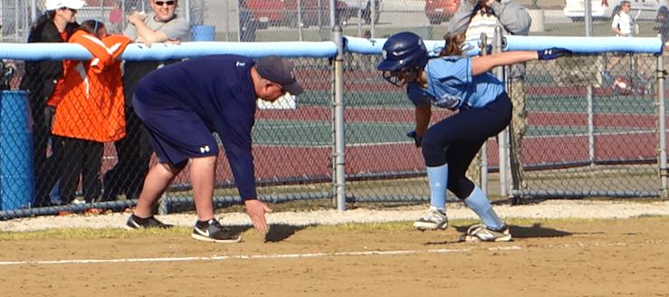 Grace Jackson & Chet Givens Louisville Lady Leopards Softball
