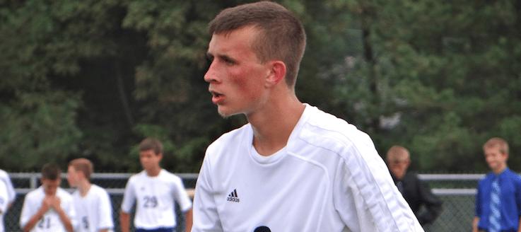 Corey Wilson Louisville Leopards Soccer Highlights