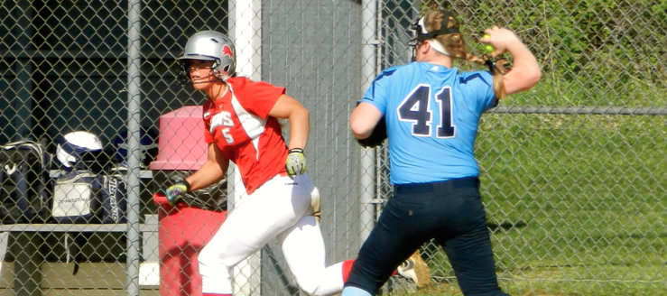 Emily Cantley Louisville Leopards Vs. Minerva Lions Softball