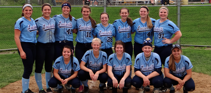 Louisville Lady Leopards Softball 14-0 NBC Champions