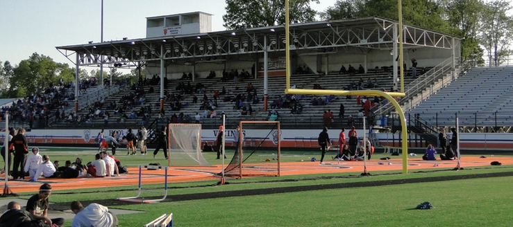 North Canton Hoover Memorial Stadium - Home of the Vikings