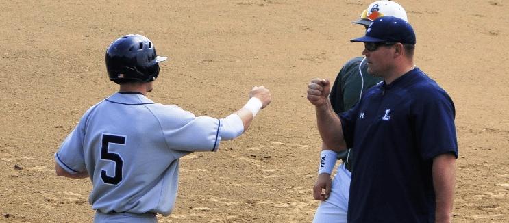 Head Coach Jason Siegfried Louisville Leopards Baseball