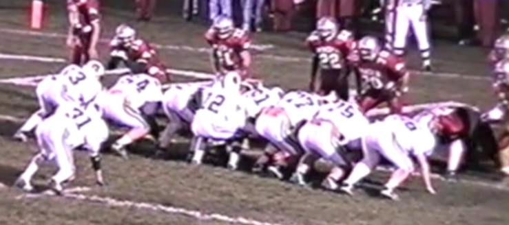 Louisville Leopards Vs. Minerva Lions 1996 Football Highlights