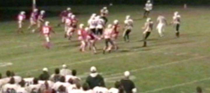 Bill Poyser Louisville Leopards Football 2005 Vs. Canton South
