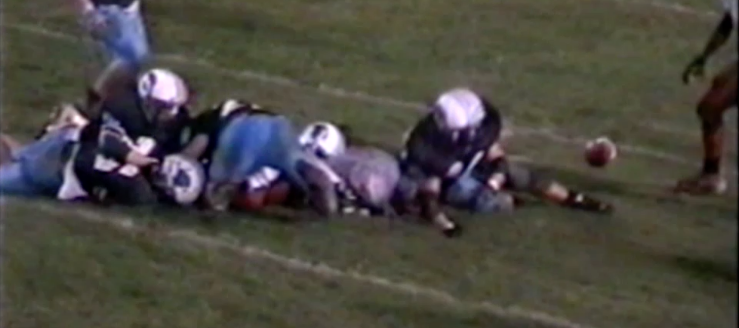Canton South Wildcats Overtime Fumble Vs. Louisville Leopards 2006