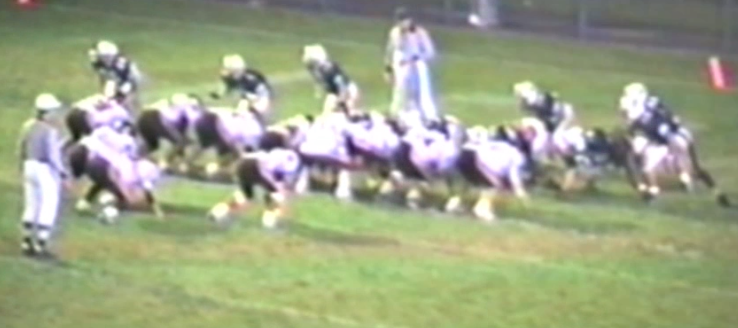 New Philadelphia Quakers Vs. Louisville Leopards 1989 Football Highlights