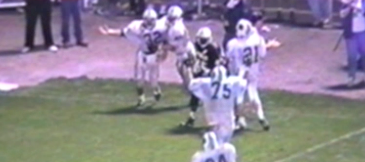 Ryan Crislip Louisville Leopards Vs. Canton McKinley Bulldogs 1994 Football