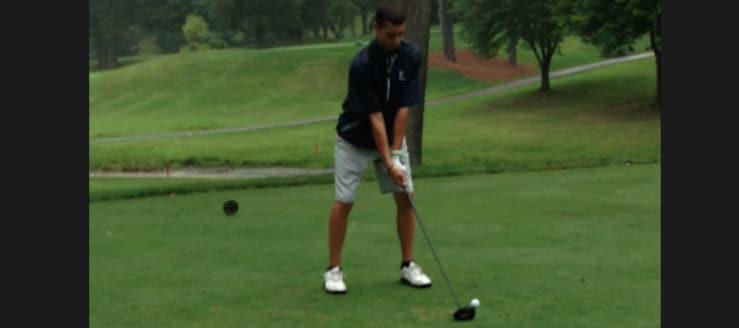 Cameron Prasco Louisville Leopards Boys Golf