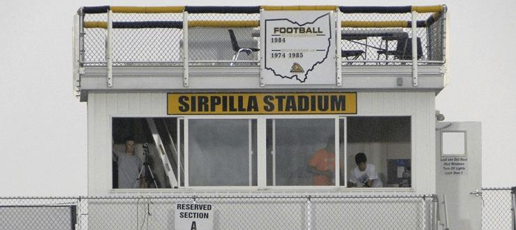 Sirpilla Stadium Louisville St. Thomas Aquinas Football