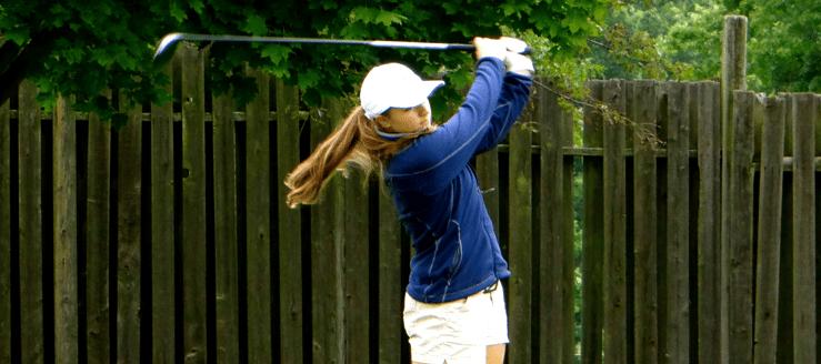 Sierra Townsend Louisville Lady Leopards Golf