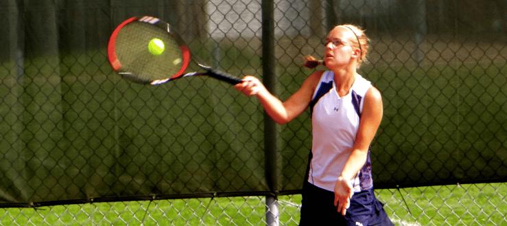 Sarah Robbins Louisville Leopards Girls Tennis 2014
