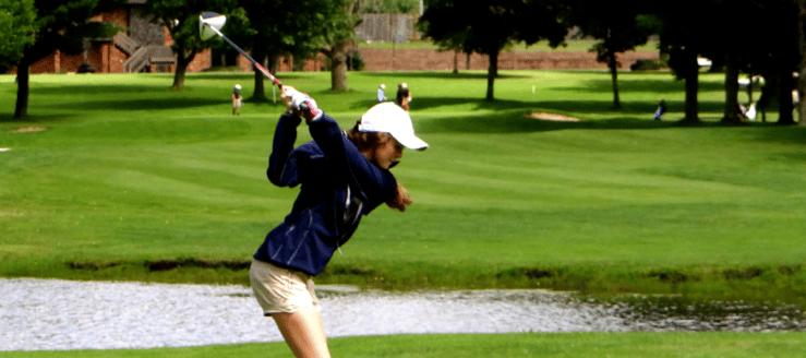 Summer Walters Louisville Lady Leopards Girls Golf
