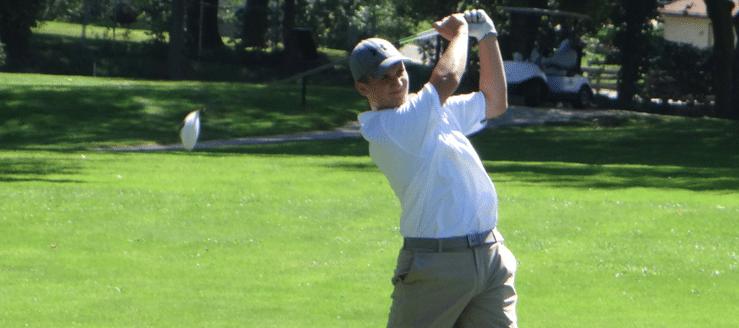 Dan Duplain Louisville Leopards Boys Golf