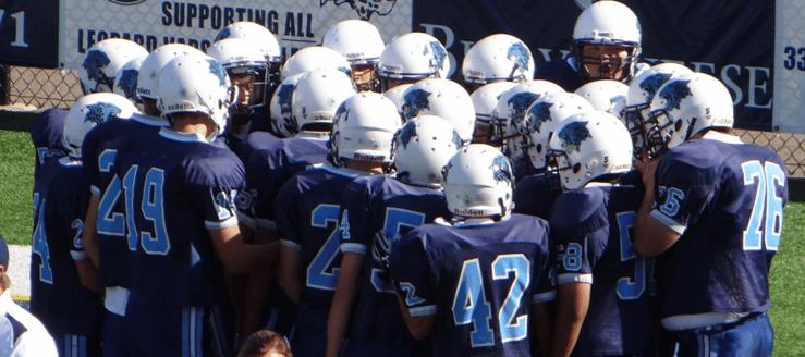 Louisville Leopards Freshman Football 2014