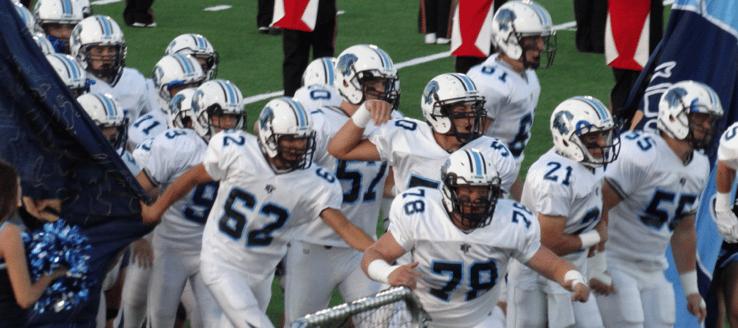 Louisville Leopards Football 2014 At Carrollton