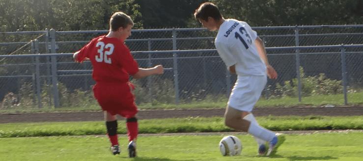 Derek Zeller Louisville Leopards Boys Soccer
