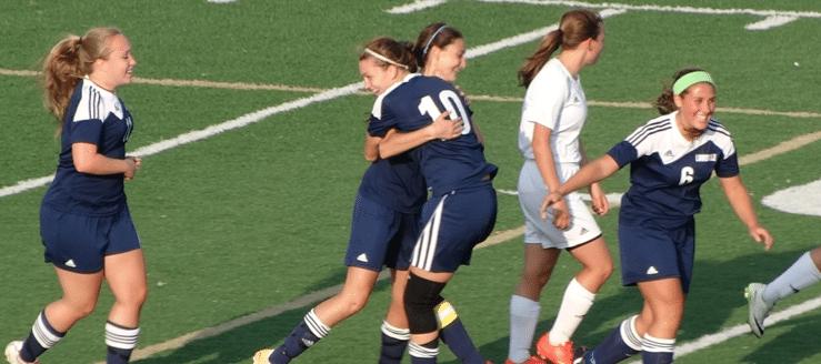 Rachel Baughman & Hannah Baughman Louisville Lady Leopards Soccer