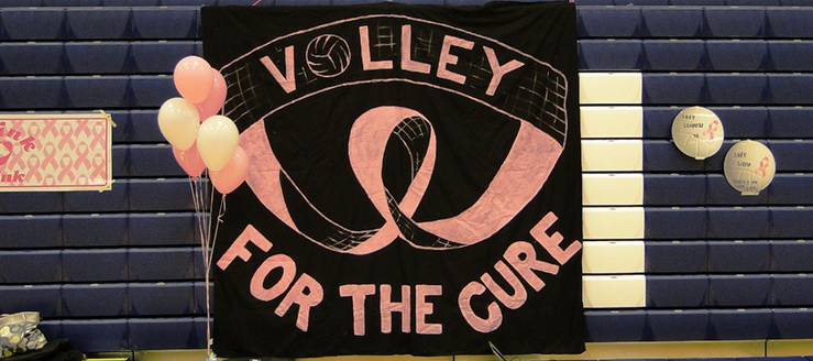 Volley for the Cure - Louisville Leopards Volleyball 2012