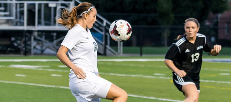 Rachel Baughman Louisville Lady Leopards Girls Soccer 2014 Vs. Salem