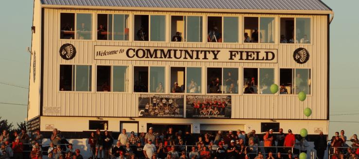 Community Field Carrollton Warriors Football