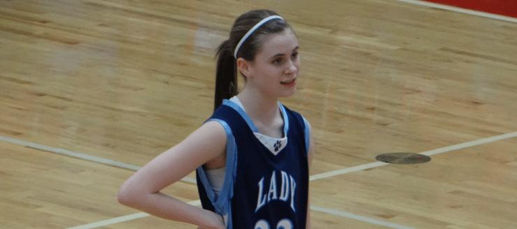 Daniel Walter Louisville Leopards Girls Basketball Highlights
