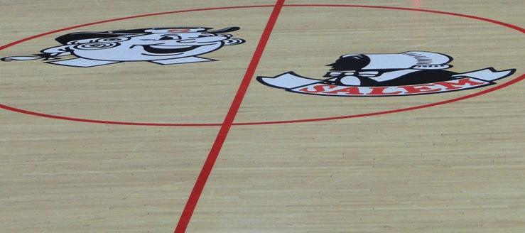 Salem Quakers Halfcourt John A. Cabas Gymnasium