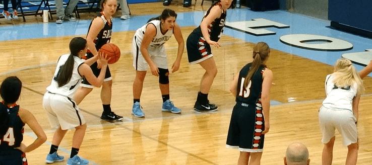 Abby Beaver Louisville Leopards Vs. Salem Quakers 2014 Girls Basketball