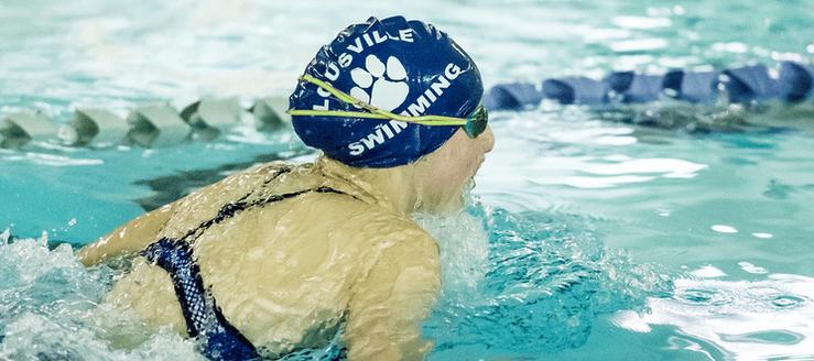 Louisville Lady Leopards Girls Swimming 2015