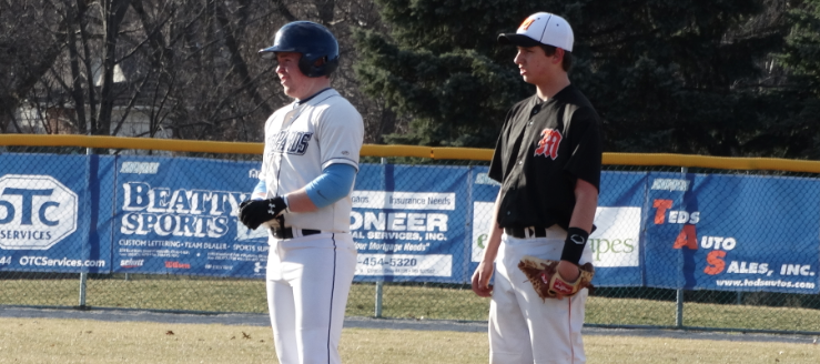 Louisville Leopards Vs. Marlington Dukes JV Baseball 2015