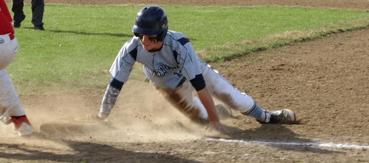 Joe Crank Louisville Leopards Baseball Vs. Alliance 2015