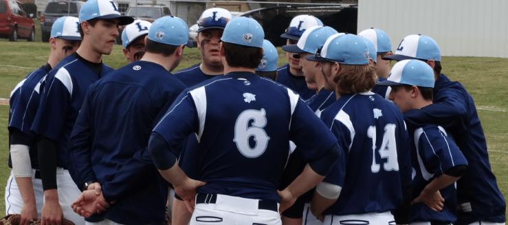 Louisville Leopards Varsity Baseball Team Road Uniforms New 2015