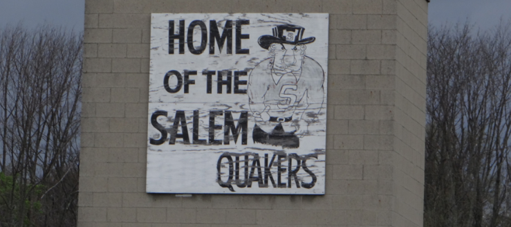 Home of the Salem Quakers Southeast Elementary School Field