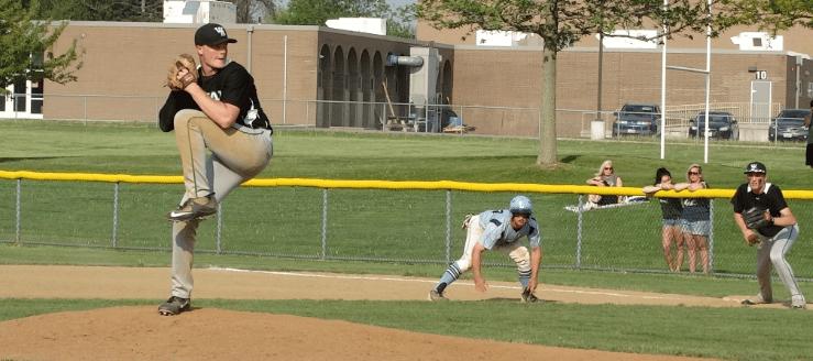 Kip DeShields West Branch Warriors Baseball