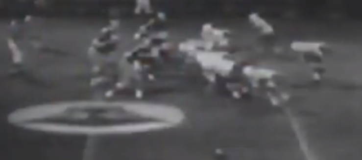 Fairless Falcons at Louisville Leopards 1971 Football Highlights