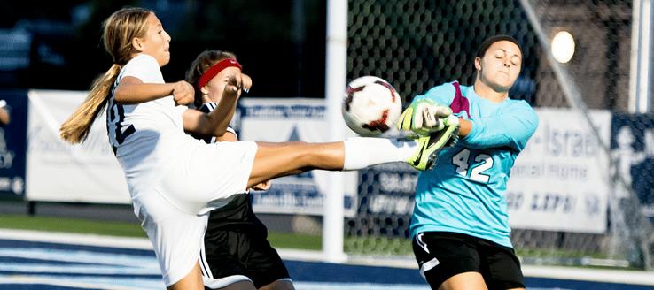 Brianna Horton Louisville Leopards Vs. Manchester Panthers Girls Soccer 2014