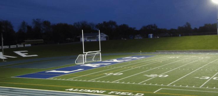 Lake Blue Streaks Stadium Alumni Field