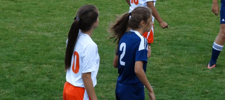 Madison Novosel Louisville Leopards Vs. North Canton Hoover Vikings Girls Soccer 2015