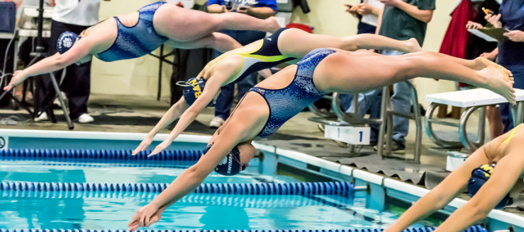 Louisville Lady Leopards Swimming & Diving 2015