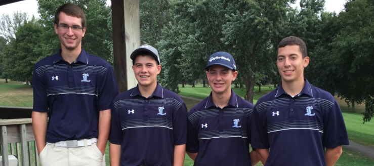 Louisville Leopards Golf Skyland Pines Course Record