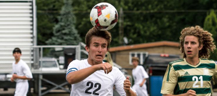 Trevor Burk Louisville Leopards Boys Soccer 2015