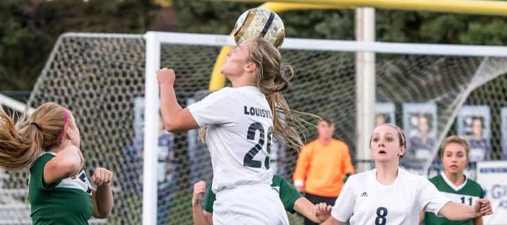 Aubry Fankhauser Louisville Lady Leopards Girls Soccer 2015