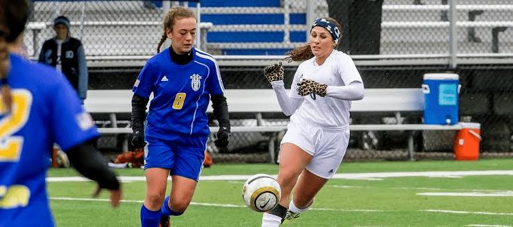 Lindsey Bradley Louisville Leopards Girls Soccer Vs. Wooster Generals 2015