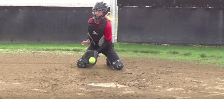 Madison Snyder Softball Skills Video Perry Panthers Maddogs Black 16U