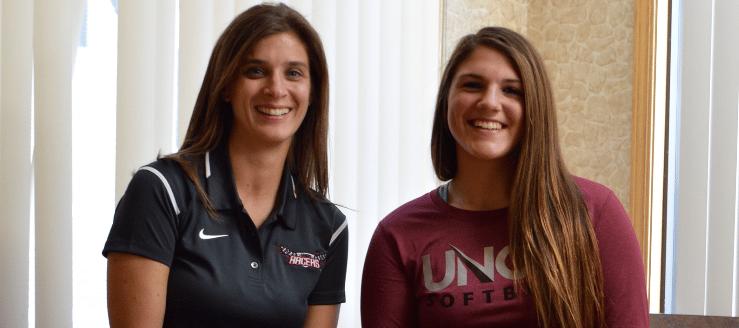 Grace Jackson Softball Signing with University of Northwestern Ohio Racers