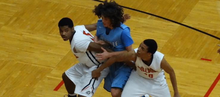 Jared Holland Louisville Leopards Vs. Canton McKinley Bulldogs Boys Basketball 2015