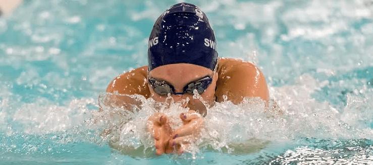 Marlene Evans Louisville Leopards Swimming 2015