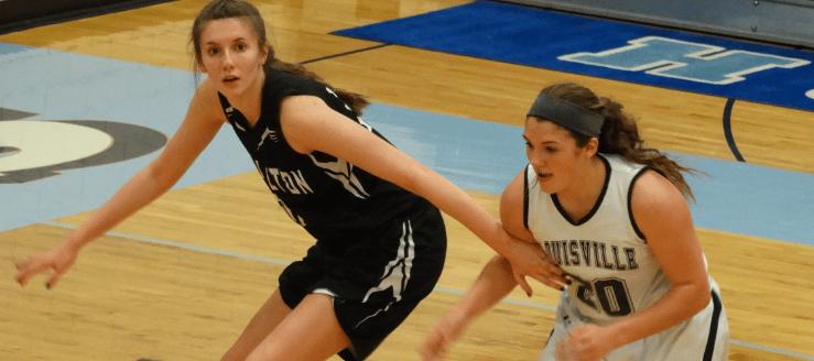 Grace Jackson Louisville Leopards Vs. Carrollton Warriors Girls Basketball 2016