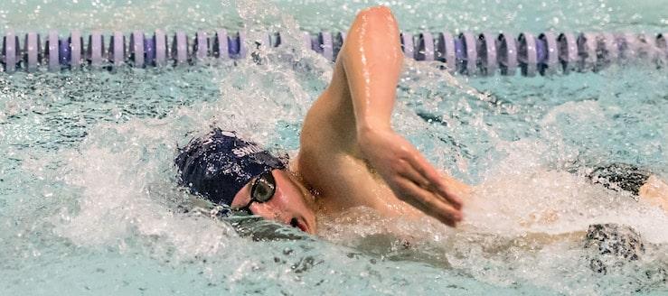 Nick Wertz Louisville Leopards Boys Swimming 2016