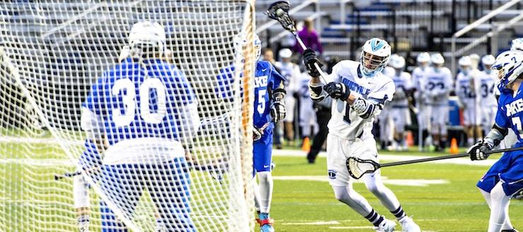 Nate Hostetler Louisville Leopards Boys Lacrosse Vs. Lake Blue Streaks 2016