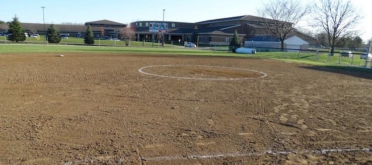 Diamond of Dreams Louisville Lady Leopards Softball Field